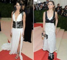 Która gwiazda lepiej się prezentował na festiwalu mody MET GALA?
